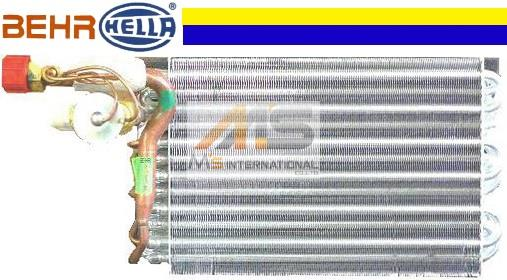 【M's】PORSCHE ポルシェ 911 930/924/944(1967y-1989y)BEHR エアコン エバポレーター(ノンターボ用)/OEM 901-573-907-00 90157390700_画像1