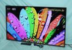 60591★NEC 50型業務用液晶ディスプレイ LCD-E505【純正リモ付/フルHD/動作品】�A