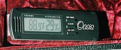 ★[Oasis]新製品!オアシス デジタル温湿度計 OH-2