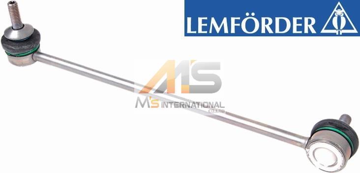 【M's】E60 E61 BMW 5シリーズ(2003y-2010y)LEMFORDER フロントスタビリンクロッド(右側)//純正OEM 525i 530i 540i 550i 3130-6781-548_画像1