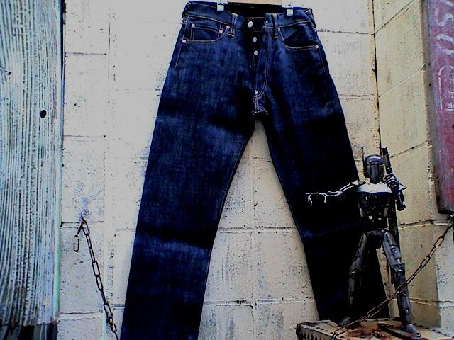 「EVISU(エヴィス)★ NO.2#2000ジーンズ新w28 左SA カモメ」の画像2