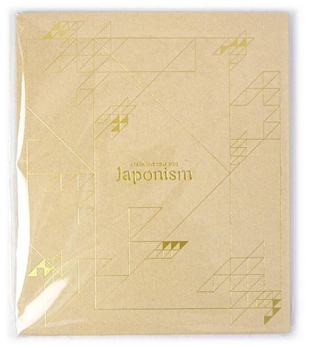 嵐/ARASHI LIVE TOUR 2015 Japonism/パンフレット◆新品Ss