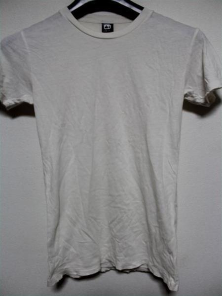 alternative レディース半袖Tシャツ オフホワイト Sサイズ 新品_画像1