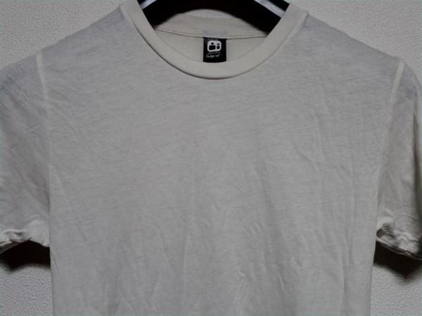 alternative レディース半袖Tシャツ オフホワイト Sサイズ 新品_画像2
