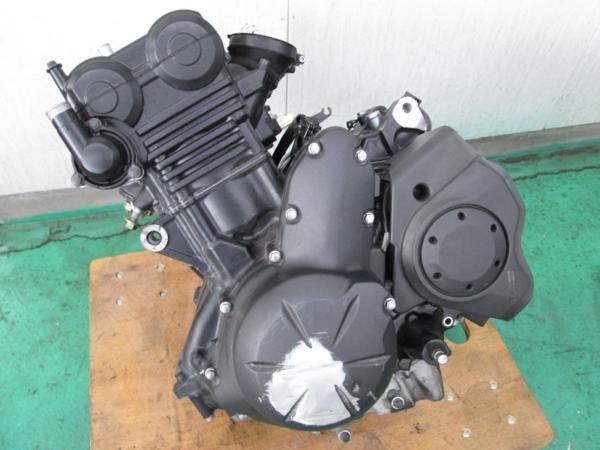 【BST】a★ニンジャ400R ER400B 実動 エンジン      ★_画像6