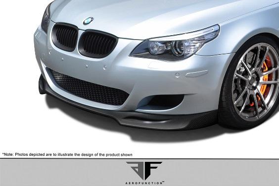 2006-10 BMW M5/E60 Carbon◆AF-アドオンスポイラー(CFP)_画像2