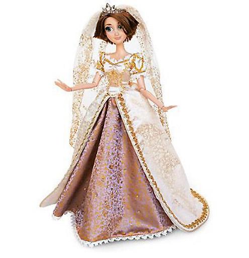 ディズニー ラプンツェル ウエディングドール 限定版/Disney Rapunzel Wedding Doll - Limited Edition (輸入品)_画像2