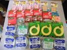Bonding Supplies - 新品(TB396)★メーカー色々!布粘着テープ・透明テープ等!サイズ・種類色々!大量セット!
