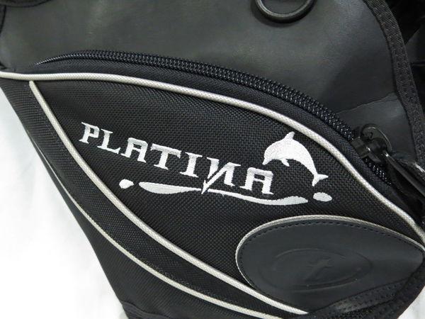 [美品1円] TUSA ツサ ダイビング BCジャケット PLATINA サイズ ブラック_画像3