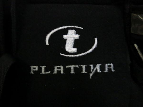 [美品1円] TUSA ツサ ダイビング BCジャケット PLATINA サイズ ブラック_画像5