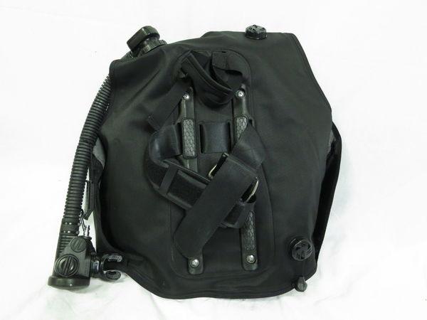 [美品1円] TUSA ツサ ダイビング BCジャケット PLATINA サイズ ブラック_画像8