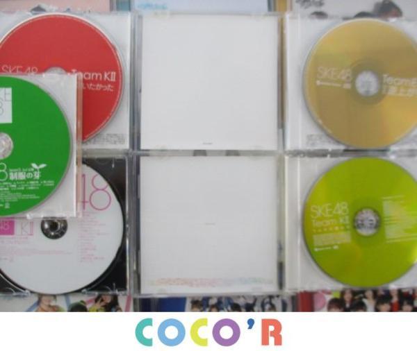AKB48 SKE48 CD アルバム 重力シンパシー バラの儀式 恋愛禁止条例 等 23枚 グッズセット_画像2