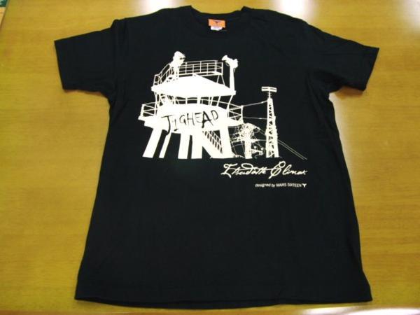 送料164円 JIGHEAD ジグヘッド Tシャツ MARS16 いつだってクライマックス