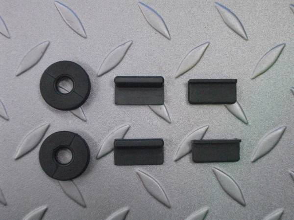 GSX250EGSX400Eザリサイドカバーグロメット_画像2