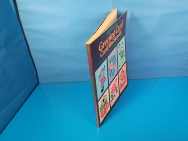 1984年 Greeting Card Cut&Use Stensils Edsibbett_画像3