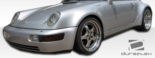 1989-94 ポルシェ 964◇DF Turboルック エアロ4点セット 税込み_画像3