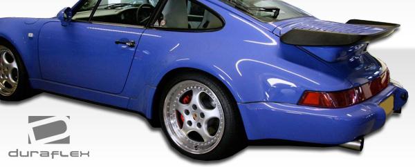 1989-94 ポルシェ 964◇DF Turboルック エアロ4点セット 税込み_画像5