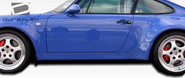 1989-94 ポルシェ 964◇DF Turboルック エアロ4点セット 税込み_画像4