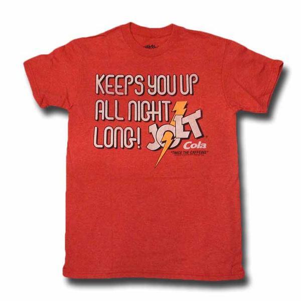 Jolt Cola ジョルトコーラ All Night Tシャツ S