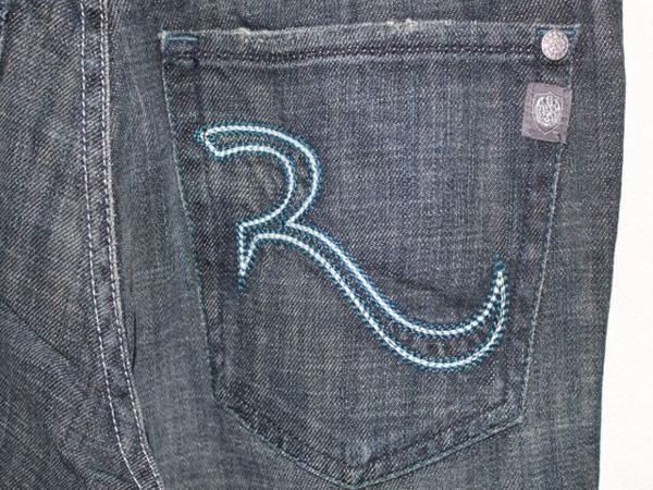 ロック&リパブリック Rock&Republic メンズデニムパンツ ジーンズ 29インチ HNLSROMJ01 新品_画像7