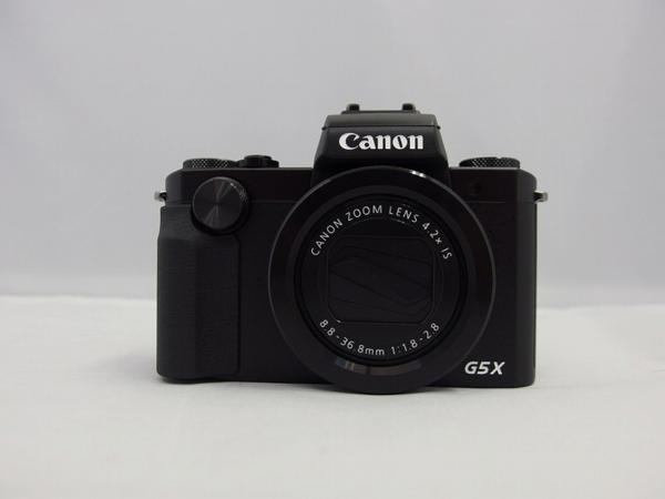 未使用 Canon デジタルカメラ PowerShot G5 X 光学4.2倍 PSG5X