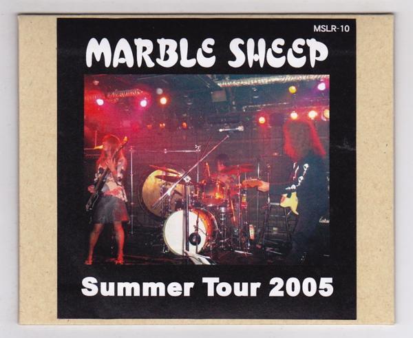 CD-R/Marble Sheep / Summer Tour 2005_画像1
