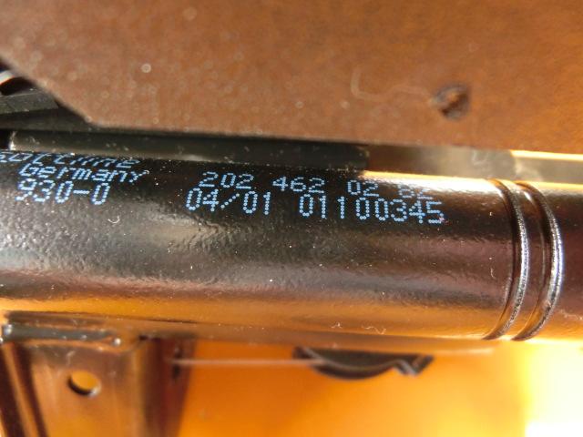 CLK200 平成13年 GF-208344 ステアリングシャフト ベンツ W208 CLK240 CLK320 k_画像4