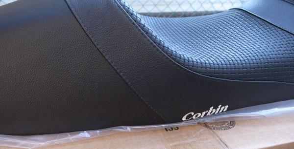 1点のみ Corbin コービン Gunfighter Saddle ガンファイター Ninja 900 ニンジャ900 1984-1986_画像3