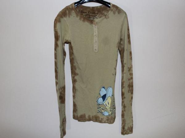 ビジュエルド Bejeweled レディース長袖Tシャツ トゥイーティー Tweety XSサイズ 新品_画像2