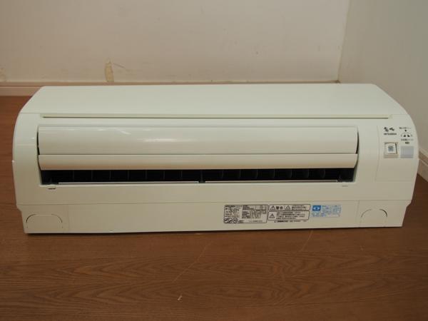 MITSUBISHI 三菱 霧ヶ峰 ルームエアコン MSZ-AXV280① 2010年製_画像2