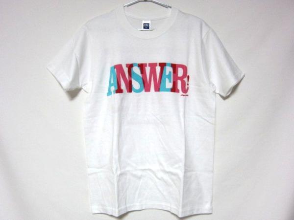 アンジェラアキ2009ツアーTシャツ ANSWER