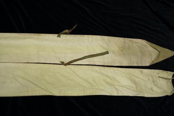 山本香雲(日本画家) 愛用の弓と弓袋 佐川急便着払 0321M3G※_画像9