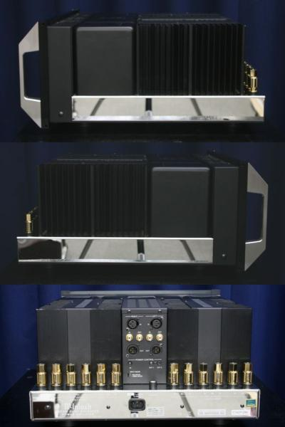 used power amplifier McIntosh/ Macintosh MC452 * maintenance settled