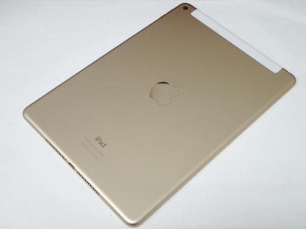 1円 【Apple】 白ロム アップル docomo iPad Air 2 Wi-Fiモデル 32GB ゴールド A1567 [MNVR2J/A] ○ 超美品 質屋出品 質シミズ_画像4