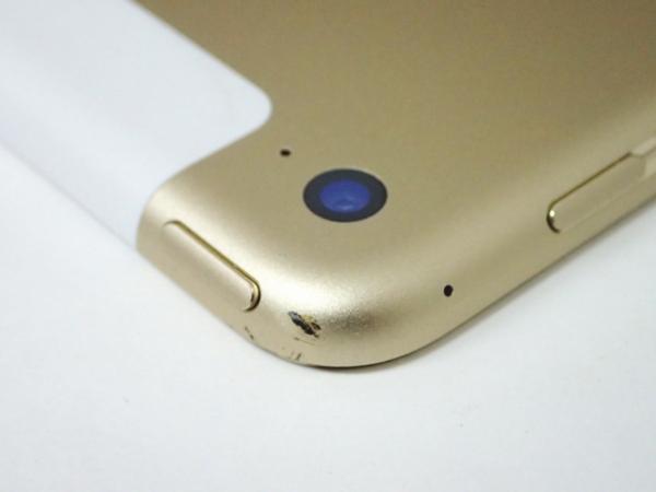 1円 【Apple】 白ロム アップル docomo iPad Air 2 Wi-Fiモデル 32GB ゴールド A1567 [MNVR2J/A] ○ 超美品 質屋出品 質シミズ_画像7
