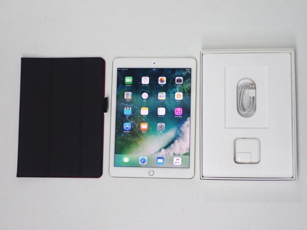 1円 【Apple】 白ロム アップル docomo iPad Air 2 Wi-Fiモデル 32GB ゴールド A1567 [MNVR2J/A] ○ 超美品 質屋出品 質シミズ_画像2