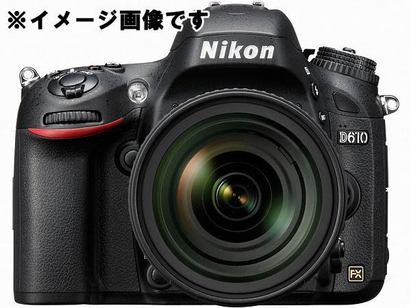 【未使用】Nikon ニコン D610 24-85VR レンズ キット 一眼