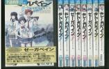 DVD ゼーガペイン ZEGAPAIN 全9巻 レンタル落ち Y02016