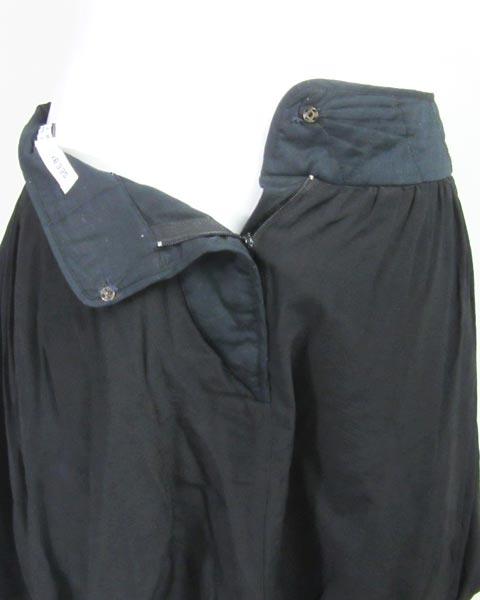 シーバイクロエ SEE BY CHLOE 黒バルーンスカート I38_画像5