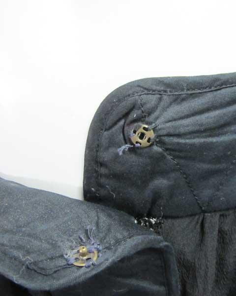 シーバイクロエ SEE BY CHLOE 黒バルーンスカート I38_画像7