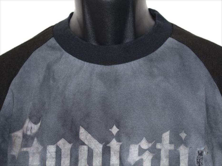 サディスティックアクション Sadistic Action メンズ長袖Tシャツ Mサイズ NO10 新品_画像2