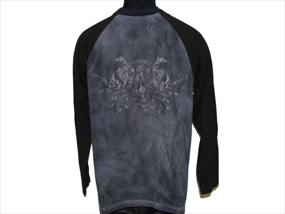 サディスティックアクション Sadistic Action メンズ長袖Tシャツ Mサイズ NO10 新品_画像4