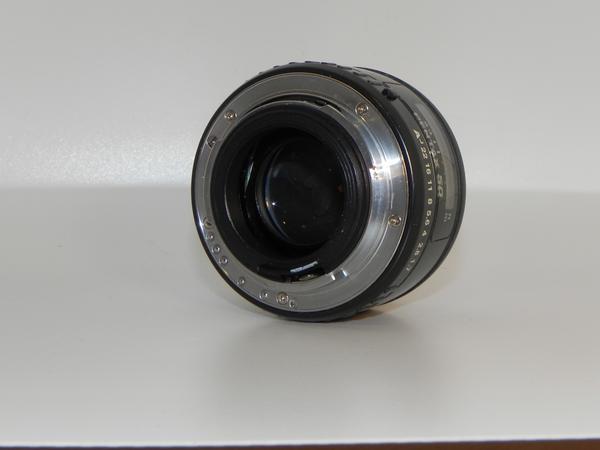 **中古良品 PENTAX-FA 50mm/F 1.4 レンズ*_画像2