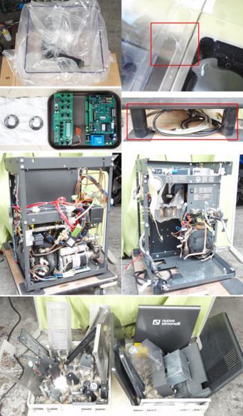◆分解清掃済!シモネリ製エスプレッソマシンMaster C.PLUS◆_画像3
