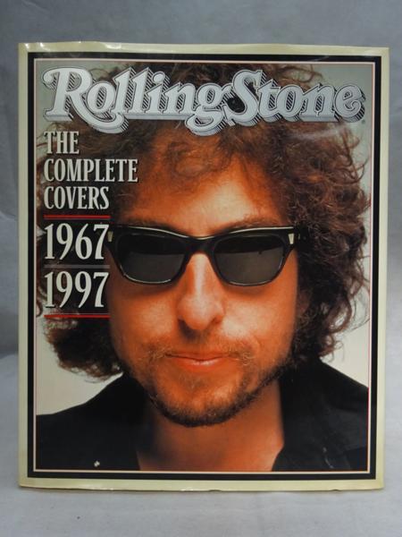 洋書/Rolling Stone誌 表紙集1967-1997