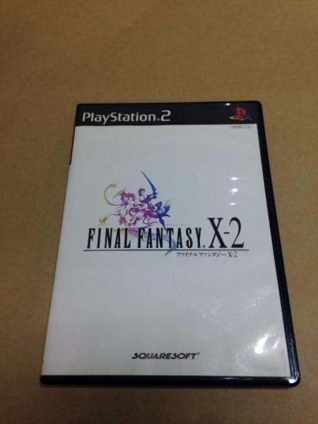 ファイナルファンタジーX-2 PS2 中古_ファイナルファンタジーX-2-1