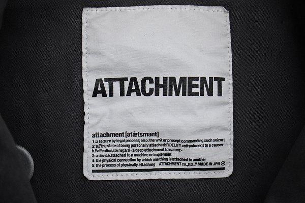 1J3096/アタッチメント F2 ミリタリーコート ATTACHMENT_画像3
