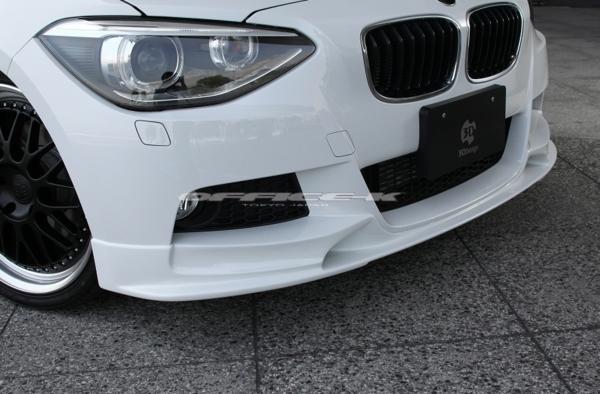 3D/デザイン/DESIGN/BMW/1シリーズ/F20/Mスポーツ用/フロント/リップ/スポイラー/116i/118i/120i/M135i_画像1