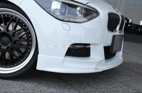 3D/デザイン/DESIGN/BMW/1シリーズ/F20/Mスポーツ用/フロント/リップ/スポイラー/116i/118i/120i/M135i_画像5