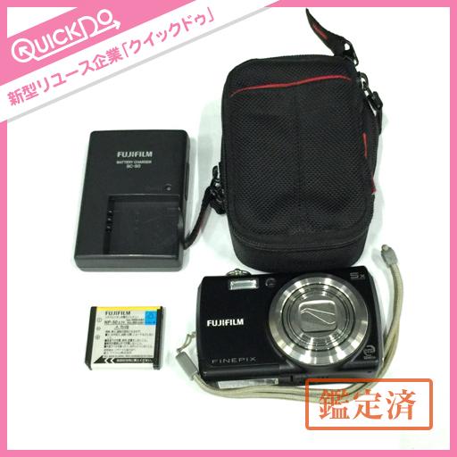 富士フィルム FUJIFILM FinePix ファインピクス F100fd 1200万画素 デジタルカメラ デジカメ 動作確認済